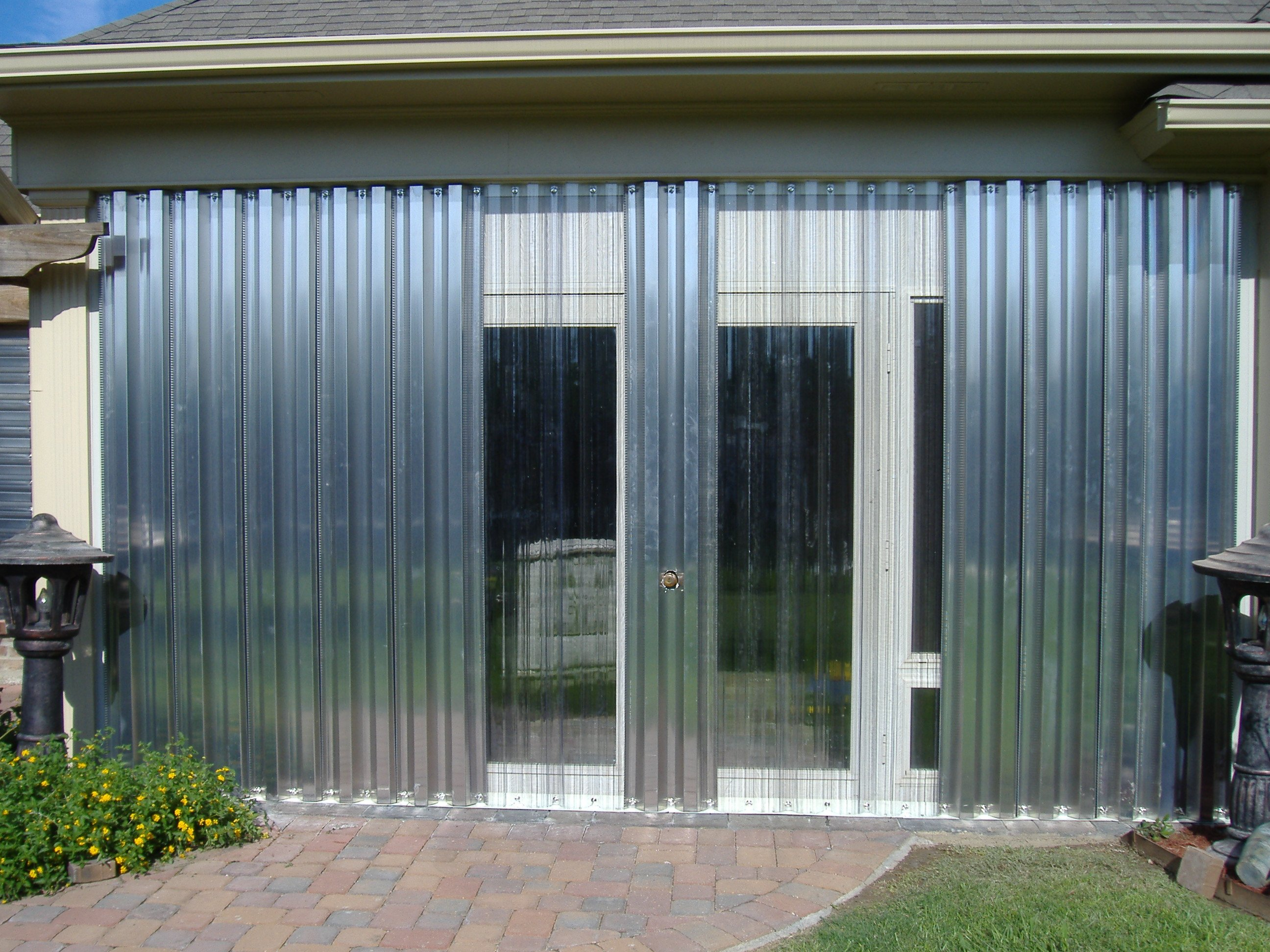 Storm Panel Shutter System