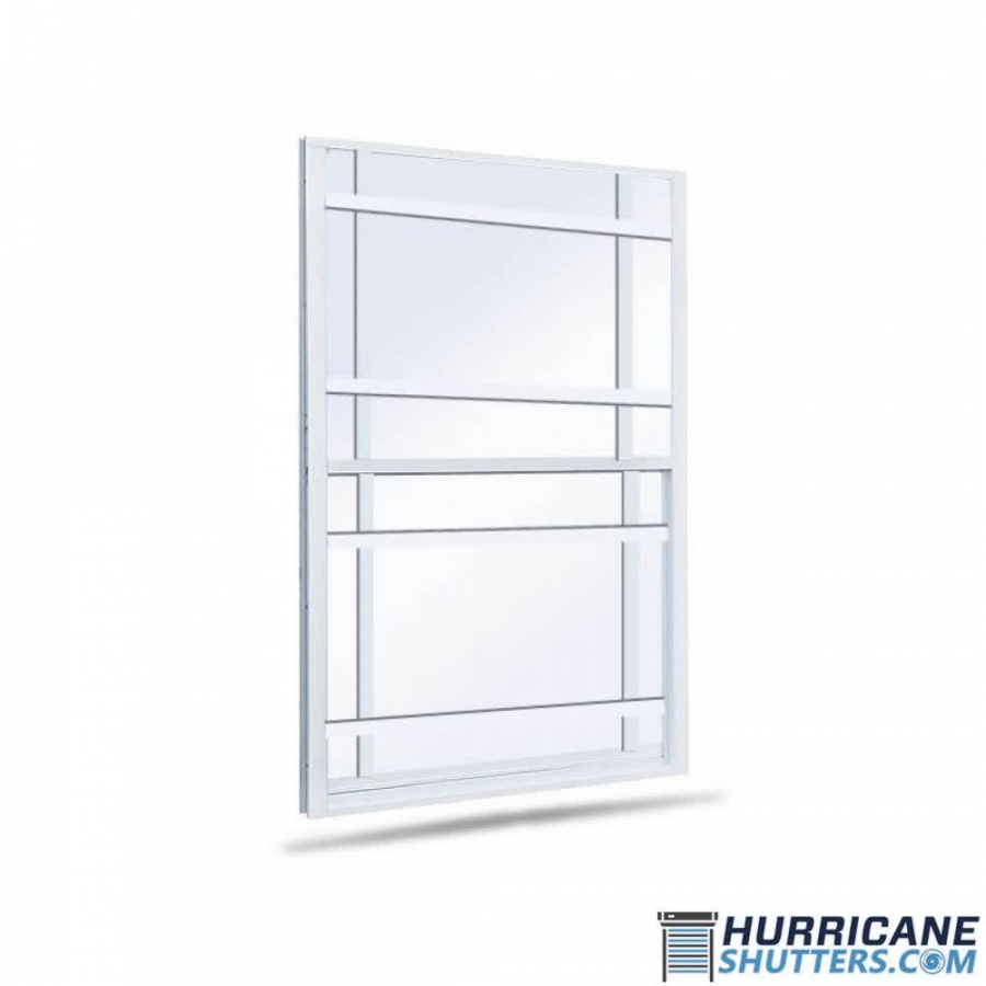 Single Hung Impact Window 7700 Lawson (Brittany)