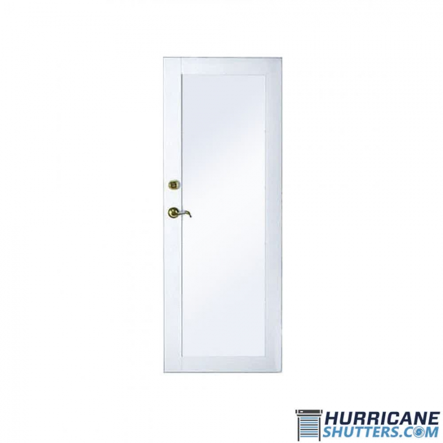 French Impact Door Lawson 2200 Series X (Full View)