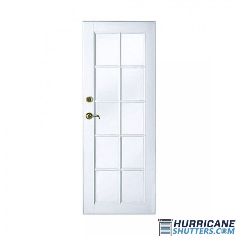 French Impact Door Lawson 2200 Series X (Colonial)