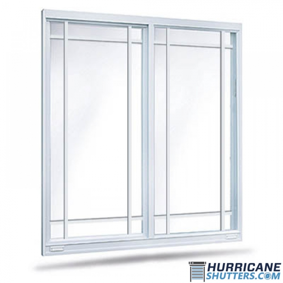 Horizontal Roller Impact Window 8700 Lawson (Brittany)