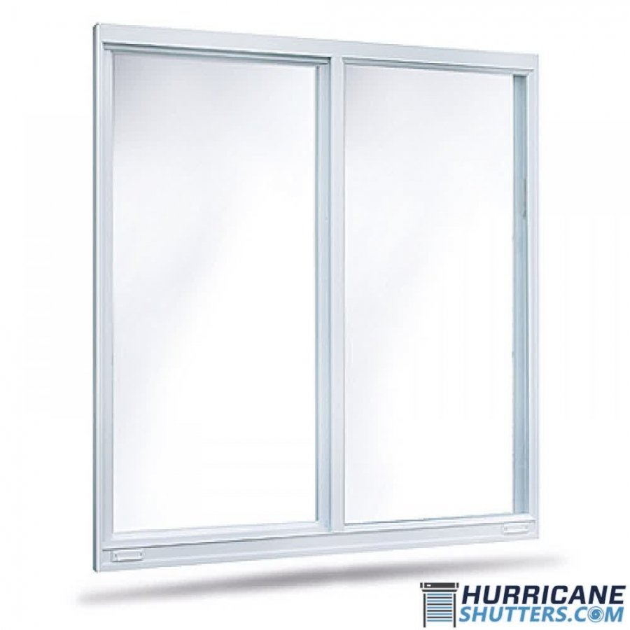 Horizontal Roller Impact Window 8700 Lawson (Full View)