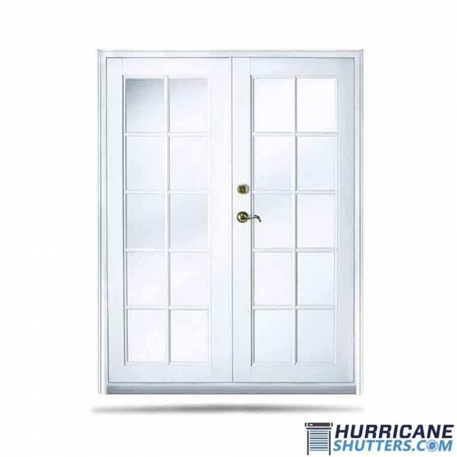 French Impact Door Lawson 2200 Series XX (Colonial)