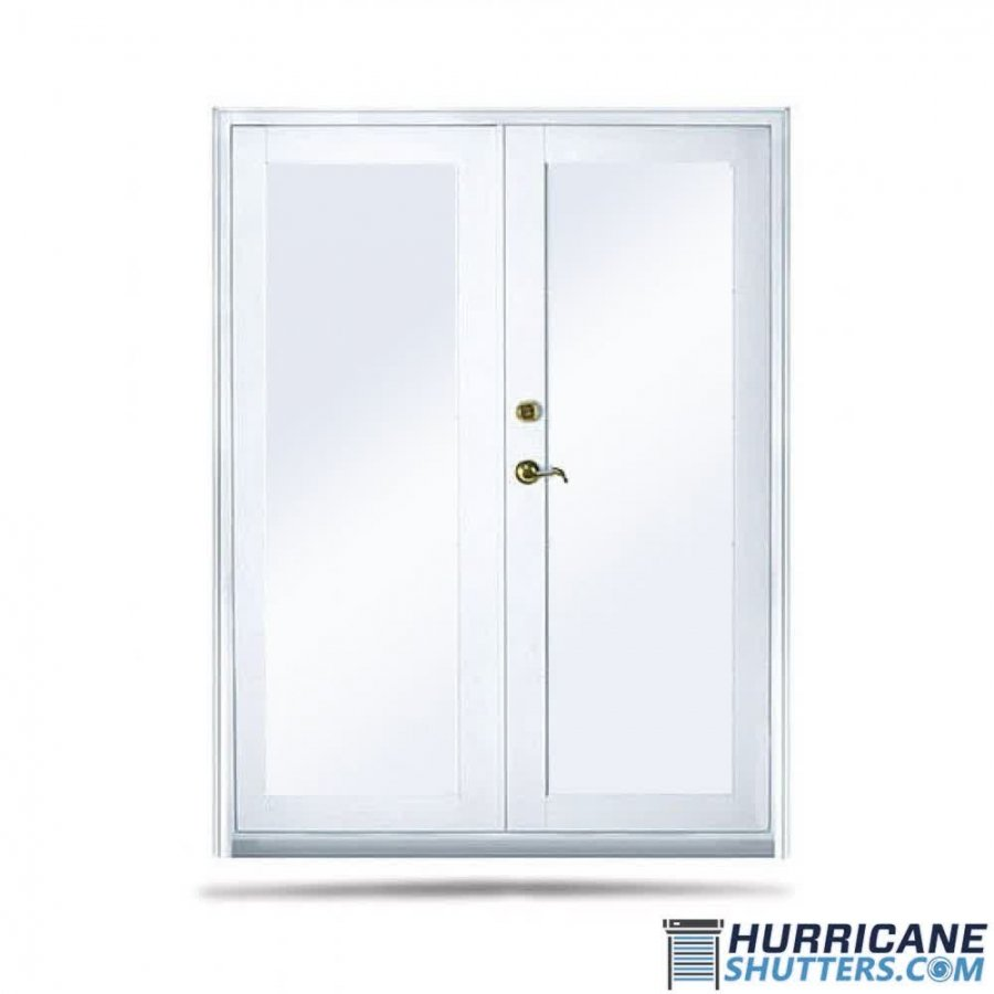 French Impact Door Lawson 2200 Series XX (Full View)