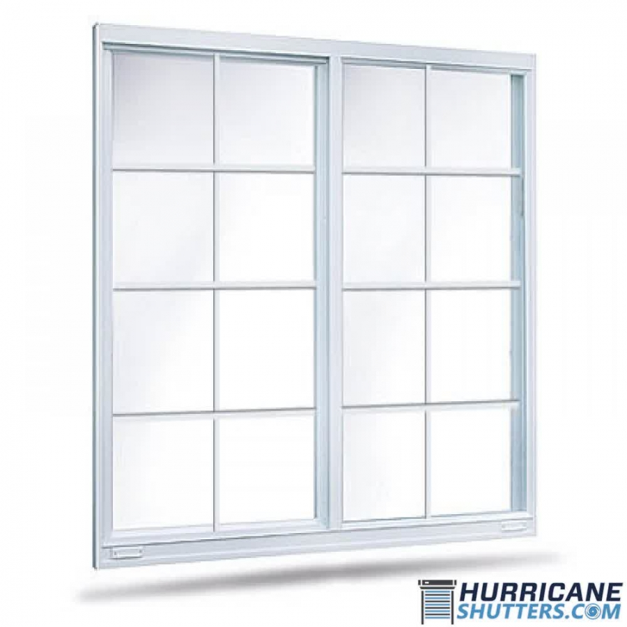 Horizontal Roller Impact Window 8700 Lawson (Colonial)